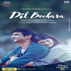 Dil Bechara Songs Download   Dil Bechara Songs MP3 Free Online :Movie Songs - Hungama